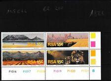Zuid-Afrika 484-487 Blok van vier (compleet.Kwestie.) postfris MNH Ecckrandstück