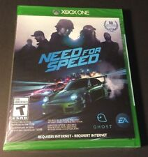 Need for Speed (XBOX ONE) NEW