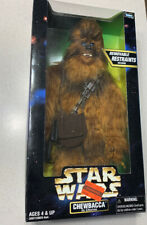 "Star Wars Action Collection 12"" CHEWBACCA IN CHAINS Action Figure Kenner"