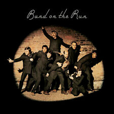 Paul McCartney BAND ON THE RUN 180g +MP3s LIMITED New White Colored Vinyl LP