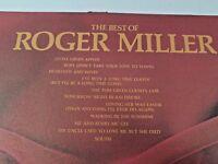 The Best of Roger Miller 1971 Mercury 61361 LP Little Green Apples Roger Miller