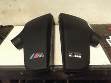 BMW M6 E63 E64 AIR INTAKE MANIFOLD COLLECTORS / ENGINE COVERS - 78344 59 / 58