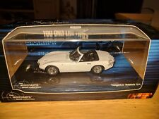 MINICHAMPS / BOND COLLECTION - TOYOTA 2000 GT  -1/43 SCALE MODEL - 400 166230