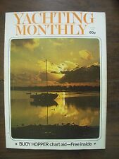 VINTAGE THE YACHTING MONTHLY MAGAZINE OCTOBER 1979