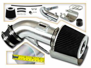 Racing Air Intake Kit + Shield BLACK Filter for 09-17 Nissan Maxima 3.5L V6 DOHC