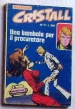 CRISTALL SUPER n° 11 (Universo, 1975)