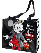 MINNIE - REUSABLE SHOPPING TOTE / GIFT BAG - DISNEY -MEMBER OF MINNIE MOUSE CLUB