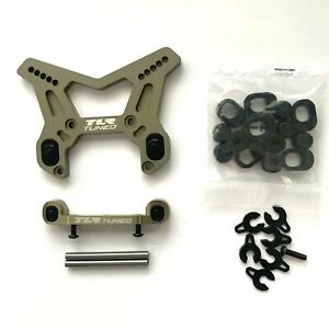 Arrma Typhon TLR Front Fully Adjustable Suspension set CNC 7075 T6 Aluminum
