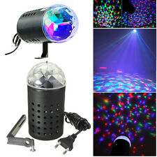 3W Rotating Disco LED RGB  Effect Stage Light Crystal DJ Fiesta Bar Bombillas