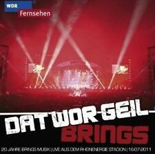 BRINGS - DAT WOR GEIL: 20 JAHRE BRINGS NEW CD