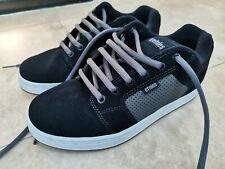 Etnies Barge XL Mens Navy Skate Shoes Trainers Size 6.5 UK