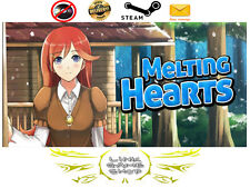 Melting Hearts: Our Love Will Grow 2 PC Digital STEAM KEY - Region Free