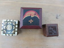 Wooden Modern Decorative Trinkets