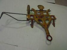 Vintage Marx Tin Corn Planter Toy