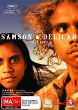 Samson & Delilah (DVD, 2009, 2-Disc Set) New/Sealed