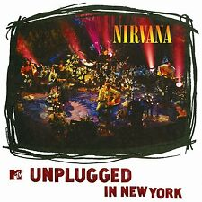 Nirvana - MTV Unplugged In New York - 180gram Vinyl LP & Download *NEW & SEALED*