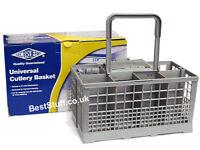 Universal Cutlery Basket for Dishwashers fits Bosch, Hotpoint, Siemens, Beko etc