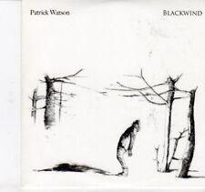 (DH947) Patrick Watson, Blackwind - 2012 DJ CD
