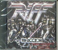 RIFF EN ACCION LIVE 1983 SEALED CD NEW REMASTERED PAPPO