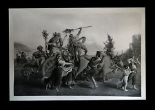 [ITALIE - NAPLES - ITALIA NAPOLI] ROBERT (Léopold) - Fête de la Madone de l'Arc.