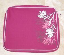 TARGUS - Designer Laptop Protective Cover - Pink - Floral Design   FREE P&P