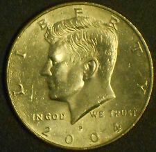 2004-P 50C Kennedy Half Dollar. Free Shipping!!!!!!!!!!!!!!!!!!