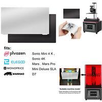Für Elegoo Mars/Mars Pro 3D-Drucker zubehör 3D-Drucker Flexi Spring Steel Plate*