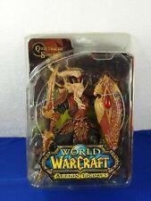 DC Comics World of Warcraft Series 3 Blood Elf Paladin Action Figure