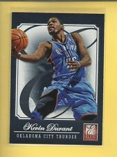 Kevin Durant 2012-13 Panini Elite Card # 2 Golden State Warriors Basketball