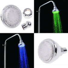 7 Colorful LED Shower Spray Head Sprinkler Anion Bathroom products Hot Selling