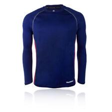 Abbiglimento sportivo da uomo multicolori manica lunghi s