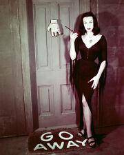 Plan 9 from outer space maila nurmi vampira en costume spooky porte photo 8x10