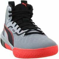 Puma Legacy Disrupt   Mens Basketball Sneakers Shoes Casual   - Black
