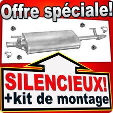 attaches MERCEDES SPRINTER 212 210 312 310 410 412 D 95-06 Silencieux arrière