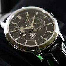 ORIENT FET0P003B0. Sun and Moon. Sapphire. Automatic. 3 ATM. New!