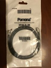 Pomona 4846‑K‑48 RF Cable Assemblies SMA 50OHM RG174 New in bag