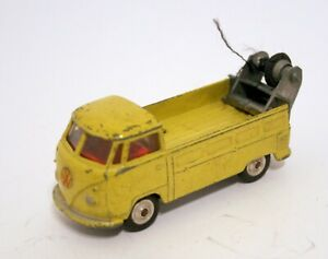 CORGI TOYS #431 VOLKSWAGEN BREAKDOWN TRUCK  :  Original Vintage . (ref33)