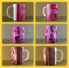 personalised adore delano cup mug rupaul drag race party mermaid libra bianca