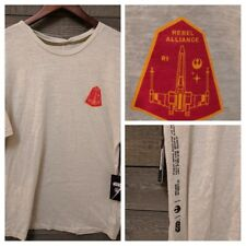 278435eeeeea5 Neff Star Wars X Rogue Standard Issue T Shirt Rebel Alliance Mens XL