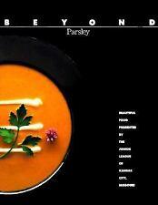 Beyond Parsley: Beautiful Food