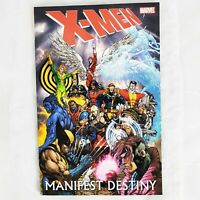 X-Men: Manifest Destiny Marvel TPB Soft Cover Graphic Novel 2009