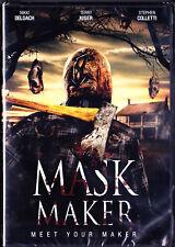 Mask Maker, New DVD, Treat Williams, Terry Kiser, Nikki Deloach, Free Shipping