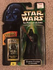 New Star Wars Power of the Force Flashback Photo Darth Vader Action Figure