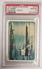 1977 Panini Star Wars Stickers #219 X - Wings PSA 10 GEM MINT 1/1 Graded Italy