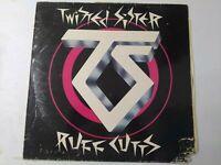 "Twisted Sister-Ruff Cutts 12"" E.P. Vinyl Single 1982"