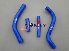 For YAMAHA YZF450 YZ450F YZF 450 2014 2015 Silicone Radiator Hose BLUE 14 15