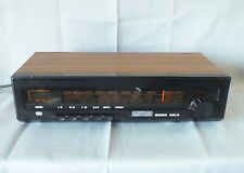 Vintage 1970's AMSTRAD 3000 MKII Stereo Tuner - Excellent Condition