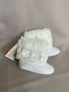 Gymboree White Baby Boots for sale   eBay