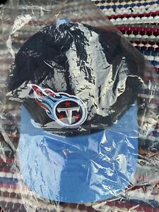 Tennessee Titans New Era 9TWENTY NFL Adjustable Strapback Hat Dad Cap Navy 920