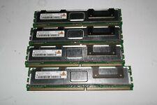 Qimonda Hys72t512520efd-3s-c2 4G 2rx4 Pc2 5300-555 Memory Stick HP 398708-061